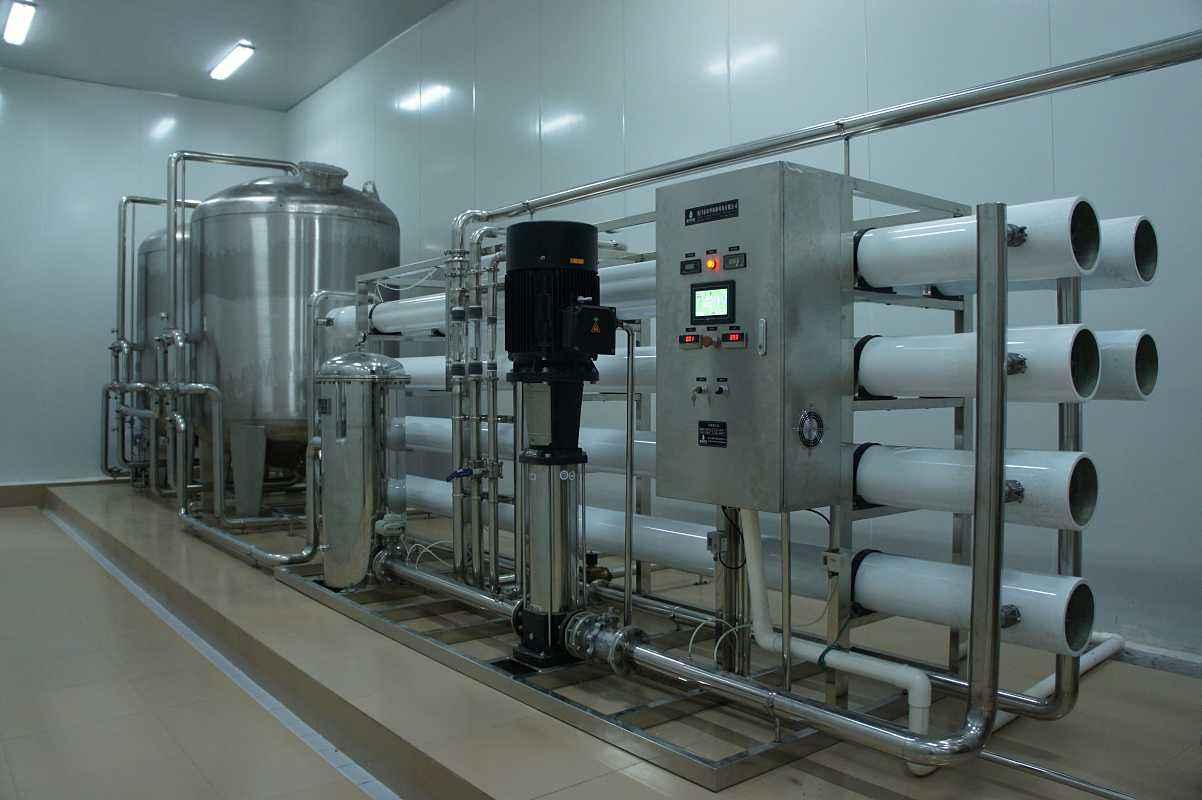 纯化水_水处理(环保)设备